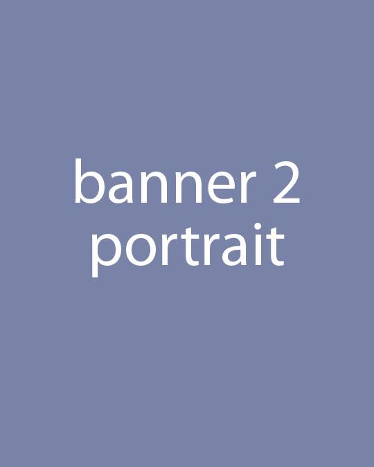 Sidebar Banner 2 - portrait
