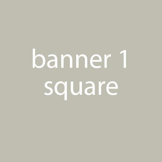 Sidebar Banner 1 - square